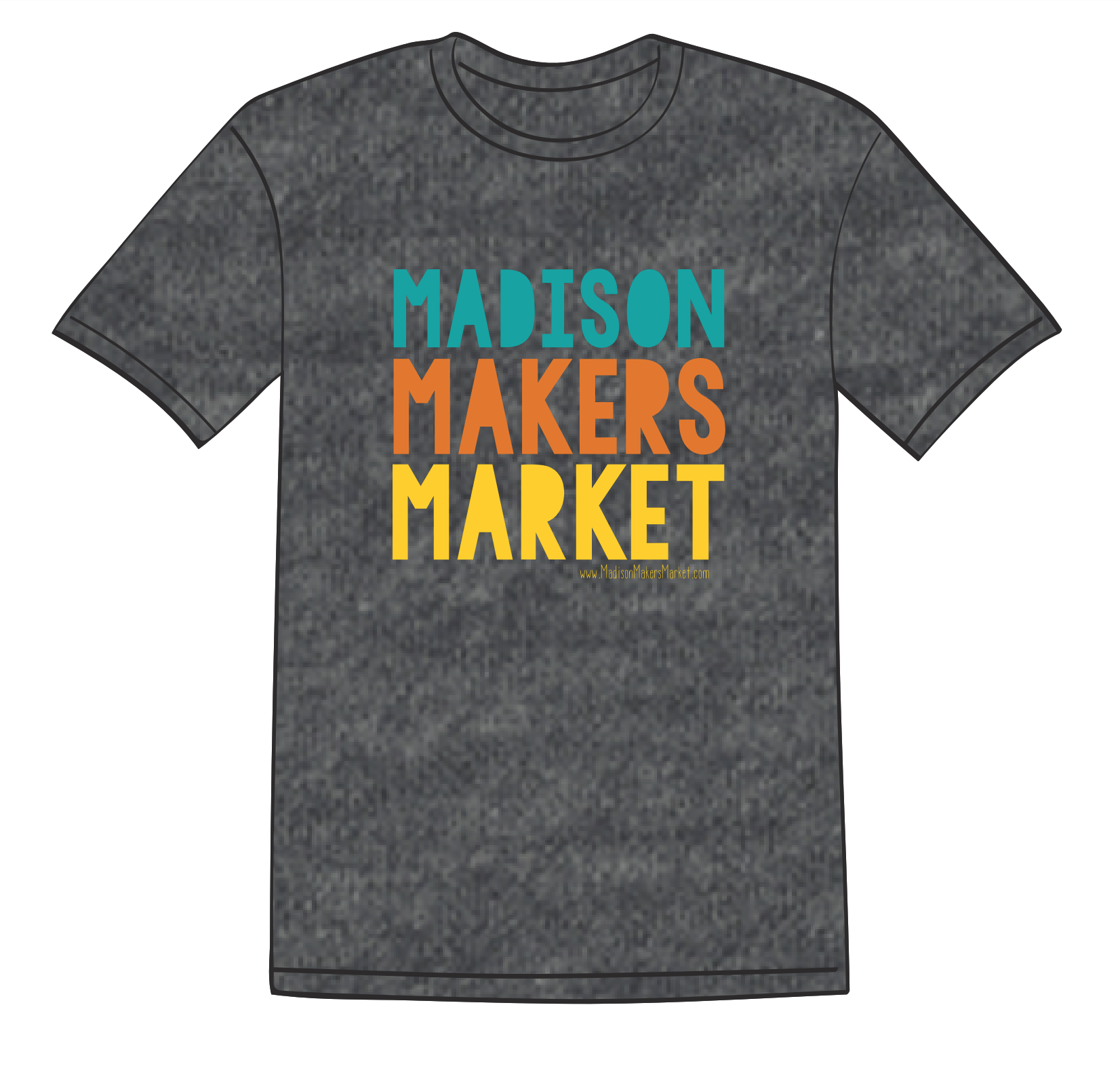 Madison Makers Market Shirt (Unisex)