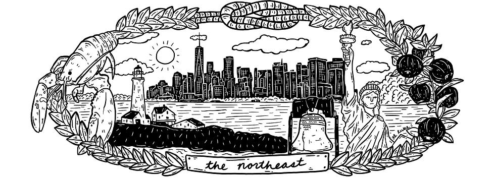 I.H.I.M - The Northeast - TL Luke
