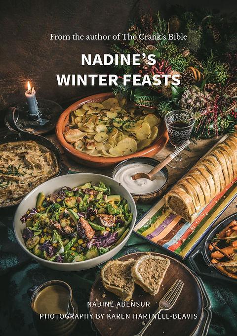 Nadine's Winter Feasts ebook