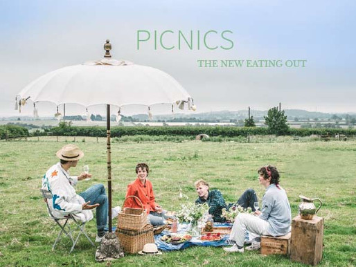 Picnics - the new eating out
