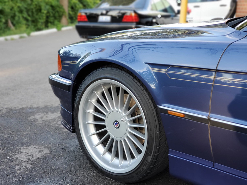 Only Canadian Alpina e38 - Maintenance detail and Leather Cleaning+Conditioning