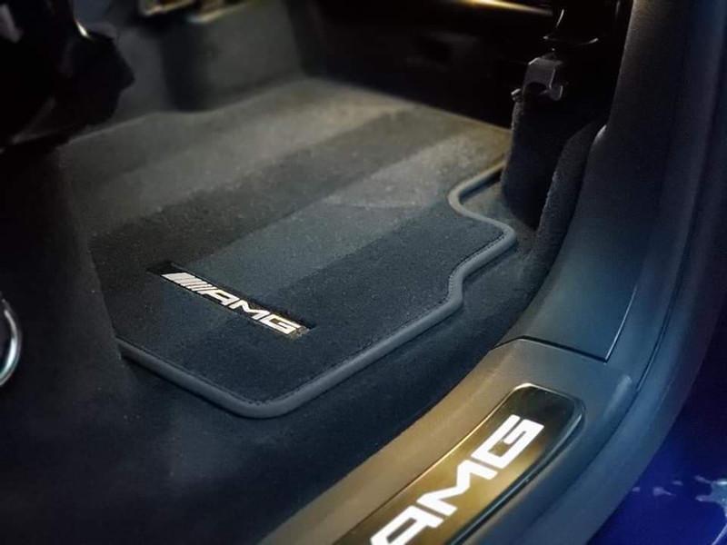 New MB G63 - Maintenance Detail
