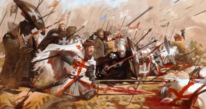 Franz Joseph Holzwarth: Pierwsza Wojna Krzyżowa. Królestwo Jerozolimskie