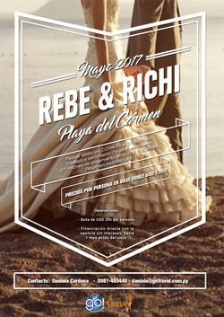 Boda Rebe y Richi opc a