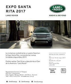 INVITACION EXPO SANTA RITA 2017-01