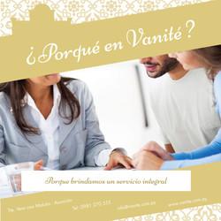 PORQUE VANITE 8-08