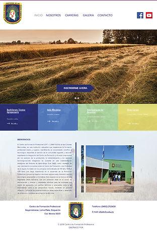 proyecto diseño web preservacion de flora paraguay