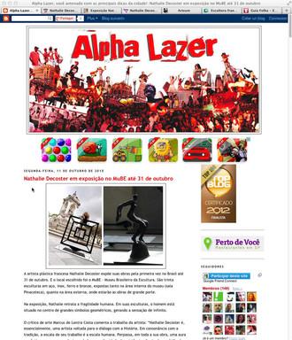 ALPHALAZER.COM