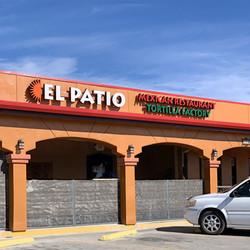 El Patio Mexican Restaurant Del Rio