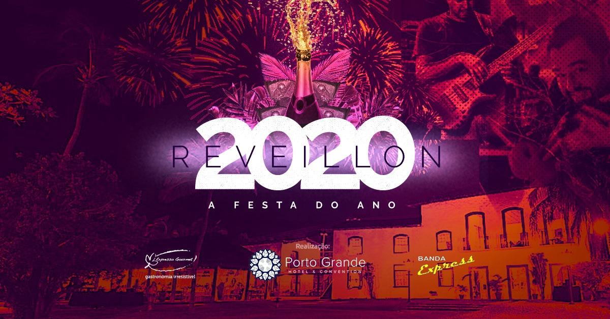 Festa reveillon 2020