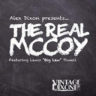 Alex Dixon - The Real McCoy