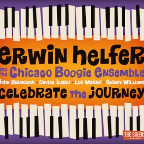 Erwin Helfer & the Chicago Boogie Ensemble - Celebrate the Journey