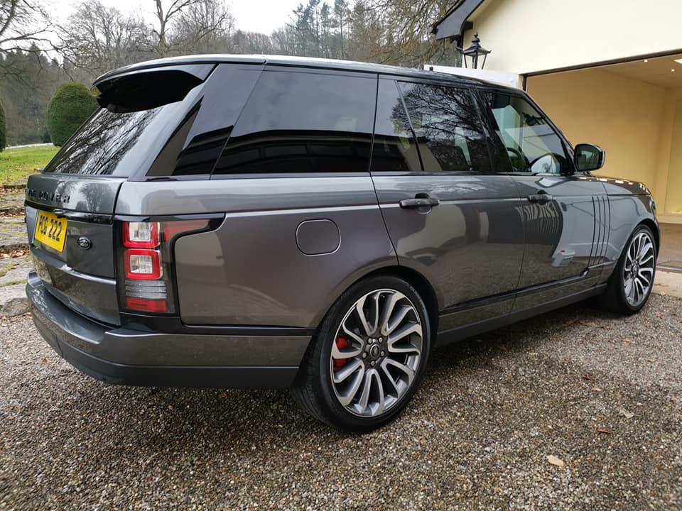 Full Valet - Large Vehicle