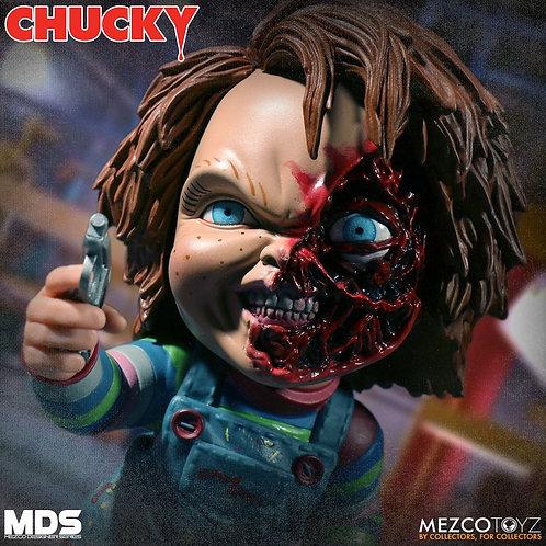 MEZCO DESIGNER SERIES Deluxe Chucky