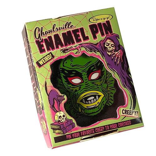 Limited Edition Amazon Man Enamel Pin*