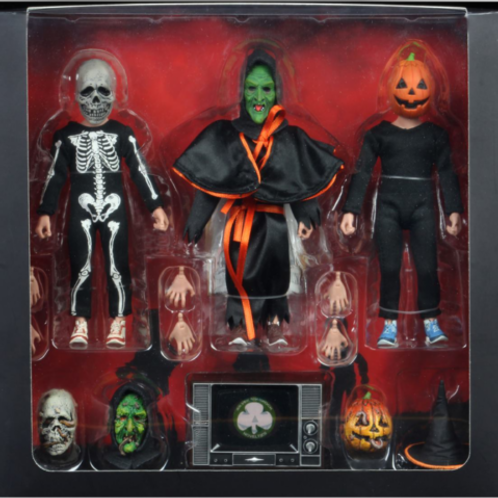 Halloween 3 Season of the Witch (Pack of 3) 8 Inch