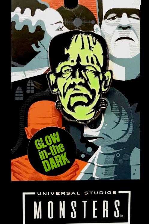 Frankenstein Monster Enamel Pin