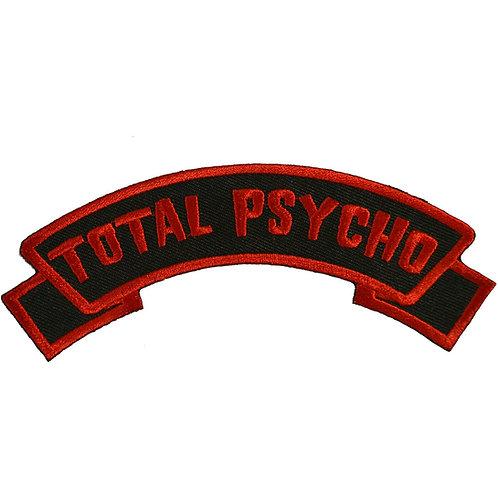 Kreepsville 666Arch ARCH TOTAL PSYCHO PATCH