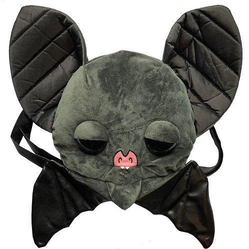 SUGARFUELED BAT BLACK PLUSH BAG