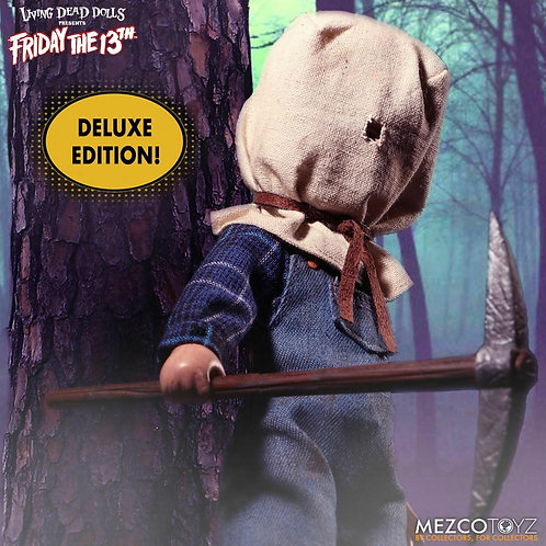 Deluxe Edition Friday The 13th Part II: Jason Voorhees