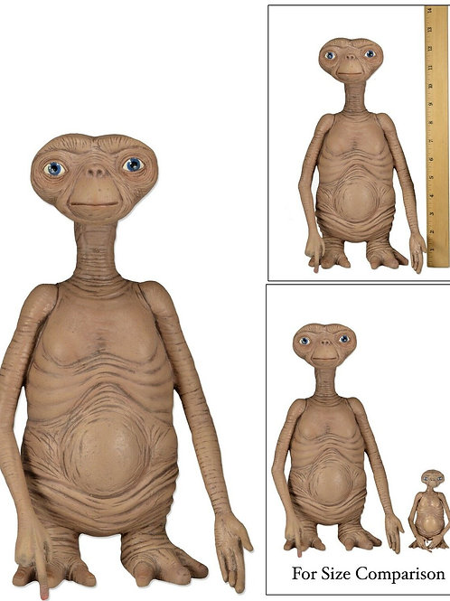 "E.T. – Prop Replica - 12"" Foam Figure - NECA"