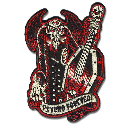 Psycho Forever Patch