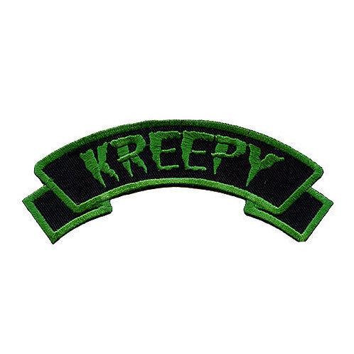 Kreepsville 666 ARCH PATCH KREEPY