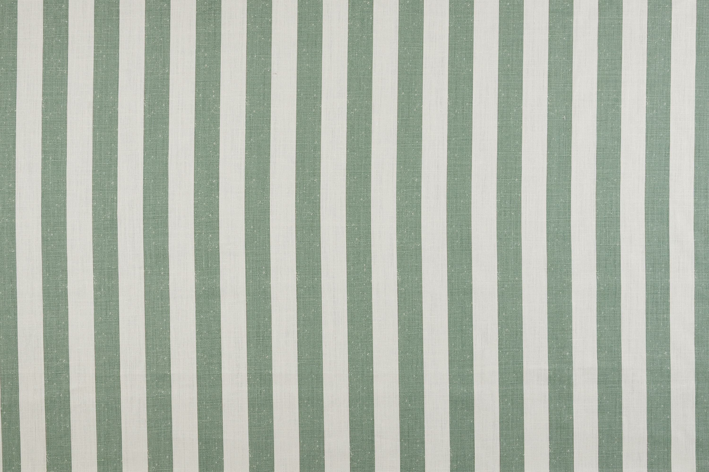 CHARLIE STRIPE Moss fabric - Mimi Pickar