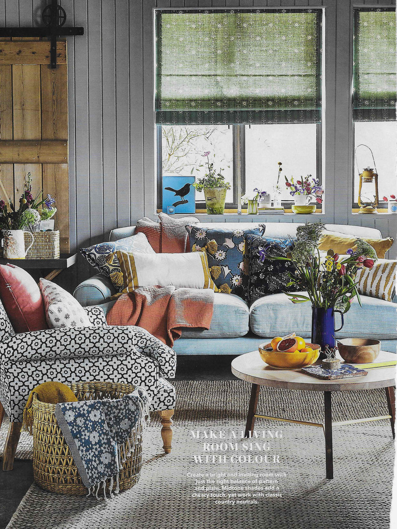 Country Homes & Interior