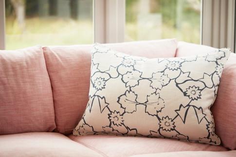 NAKED ANGELICA: Dusk - cushion