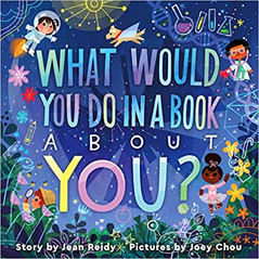WHAT WOULD YOU DO IN A BOOK ABOUT YOU by