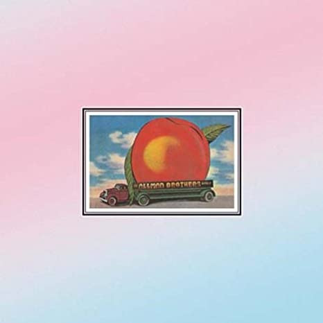 EAT A PEACH Allman Brothers