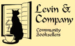 Levin & Company Independent Bookstore in Healdsburg logo