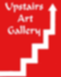 Upstairs Art Gallery logo