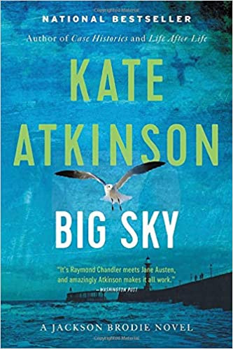 BIG SKY by Kate Atkinson $16.99 paperback 9780316523080
