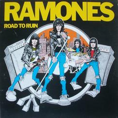 ROAD TO RUIN Ramones