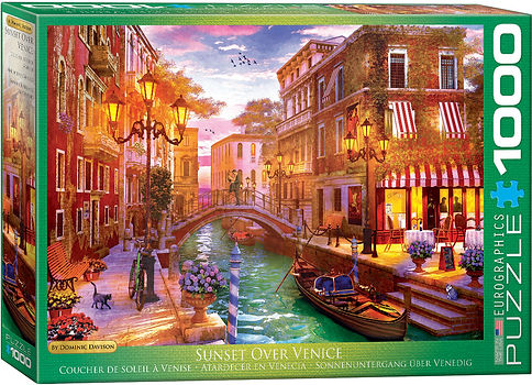 SUNSET OVER VENICE puzzle 1000 pc.jpg