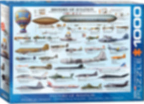HISTORY OF AVIATION Puzzle 1000 pc.jpg