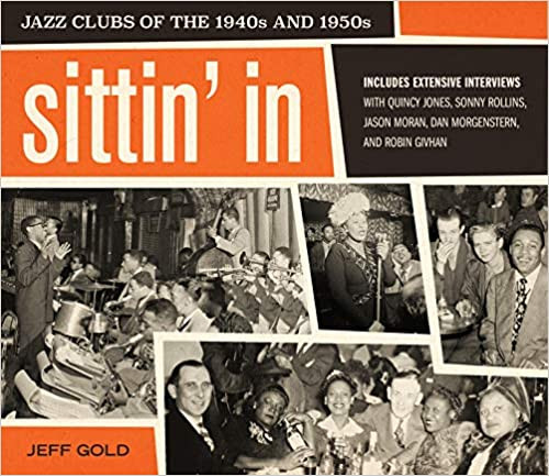 SITTIN' IN by Jeff Gold  $39.99 hardcover 9780062914705