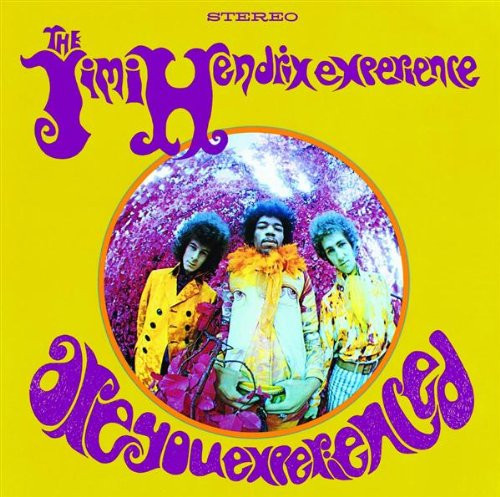 ARE YOU EXPERIENCED Jimi Hendrix