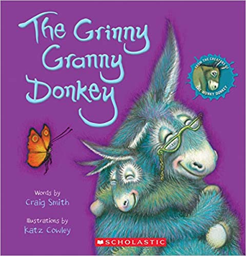 THE GRINNY GRANNY DONKEY by Craig Smith.