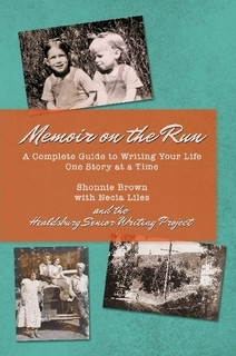 MEMOIR ON THE RUN by Shonnie Brown  $20.00 paperback 9780359820764