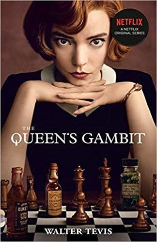 QUEEN'S GAMBIT by Walter Tevis  $16.95 paperback 9780593314654