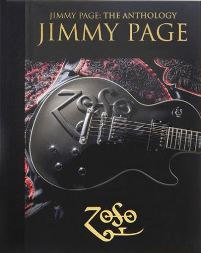 JIMMY PAGE The Anthology  $60.00 hardcover 9781905662616