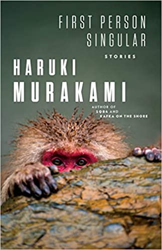 FIRST PERSON SINGULAR by Haruki Murakami  $28.00 hardcover 9780593318072