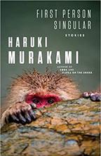FIRST PERSON SINGULAR by Haruki Murakami  $28.00 hardcover 9780593318072