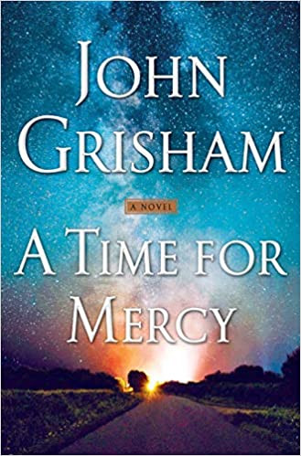 A TIME FOR MERCY by John Grisham  $29.95 hardcover 9780385545969