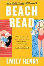 BEACH READ by Emily Henry  $16.00 paperback 9781984806734