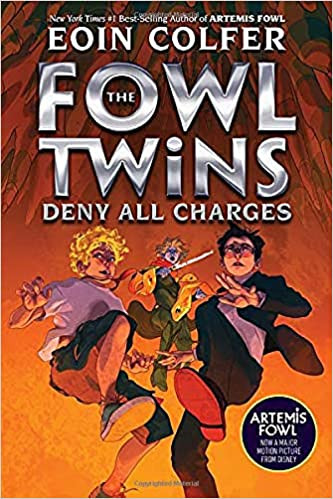 THE FOWL TWINS DENY ALL CHARGES by Eoin