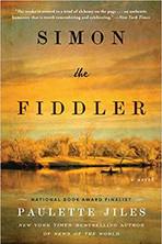 SIMON THE FIDDLER by Paulette Jiles  $16.99 paperback 9780062966759